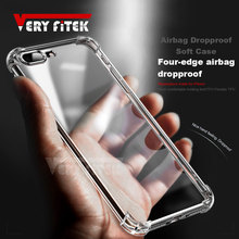 ФОТО veryfitek tpu case for iphone 8 7 plus 7 clear silicone full cover for iphone x case 6 6s plus cases for iphone x 10 bumper