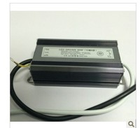 80W IP66 Waterproof Constant Current LED Driver AC180 265V to DC27 39V 2300mA for 80W High Power LED Light