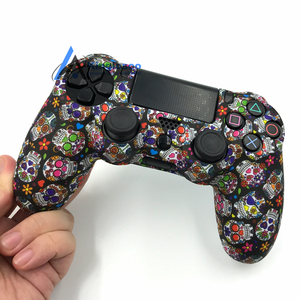 Image 2 - Customize Special Soft Silicone Gel Guards Sleeve Skin Rubber Cover Case for Playstation 4 PS4 Pro Slim Controller