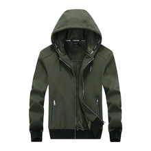 Large size 8XL New Autumn Winter Men Sporting Hooded Jacket Thickening Cashmere Hoodies Sweatshirts For Tracksuit Clothing