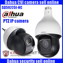 Original english Dahua DHI-SD59225I HCHDCVI PTZ Camera 2MP 25x Starlight IR PTZ HDCVI Camera With dahua Logo SD59225I-HC camera