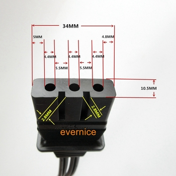 Nähmaschinenpedal   Fuß Control Pedal + Schnur Für Brother LS2725, LS2820, LS2825, LS2920, LS3125, LX2500, LX3125 110-120 Volt, Max 1.4A, Variable Geschwindigkeit.