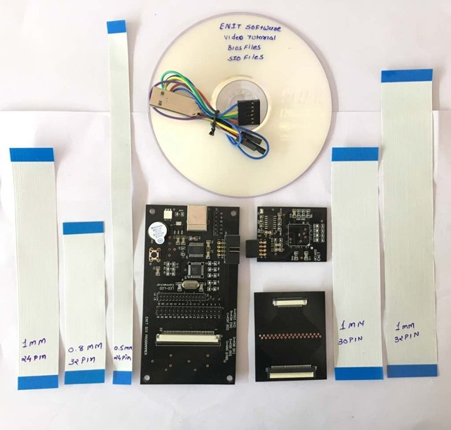 ENIT SIO Programmer for KB9010/9012/9016/9022 Nuvoton 288/388 Lenovo it8586 ITE 8586,8587,8887,8986 MEC 1609 Edid lcdled eeprom
