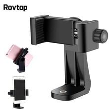 Rovtop حامل ثلاثي للهاتف الخلوي العالمي ، محول ، حامل كاميرا رقمي دوار
