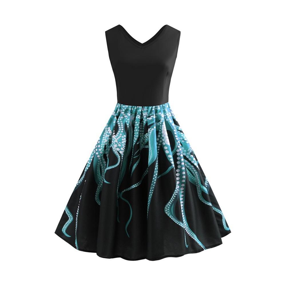 Tenticles Trumpet Dress