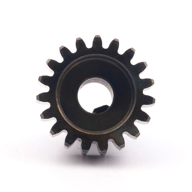 8mm RC Zahnräder Pinion Gear Stahlrad Set 15T für Brushless Motor HG-P407