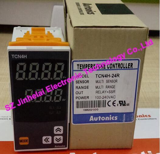 100% New and original TCN4H-24R AUTONICS TEMPERATURE CONTROLLER tzn4h 24r new and original autonics ac100 240v temperature controller