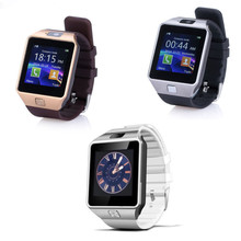 free shipping bluetooth smart wrist watch phone mate for iphone and samsung