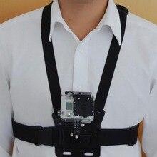 Camera strap Chest Strap Belt Body Tripod Harness Mount For Go Pro SJCAM SJ4000