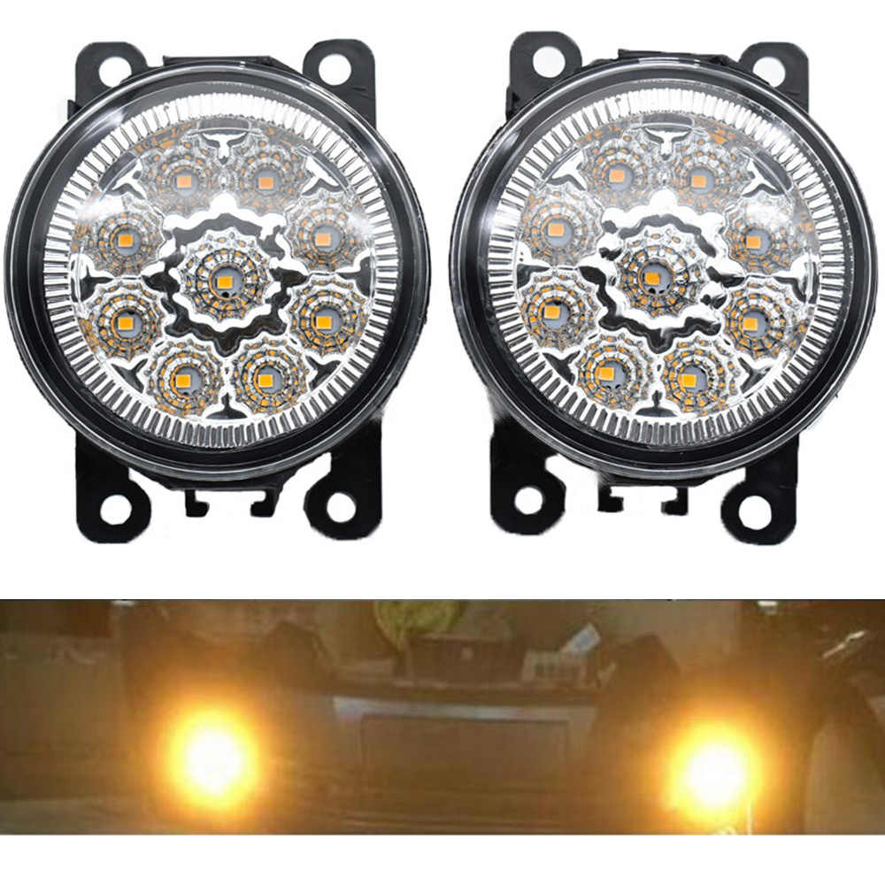 hight resolution of  car styling 12v powerful external 90mm led fog light for focus mk2 3 fusion fiesta