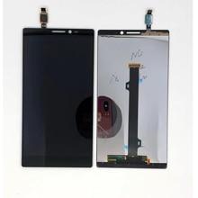 6,0 «для lenovo K920 Vibe Z2 Pro ЖК-дисплей Дисплей Сенсорный экран дигитайзер в сборе 2560×1440 + рамка для lenovo Z2 Дисплей Замена