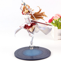 Sword Art Online SAO Figures Yuuki Asuna Figure Action Knights of the Blood Ver. 1/8 Scale PVC Collection Model Toys