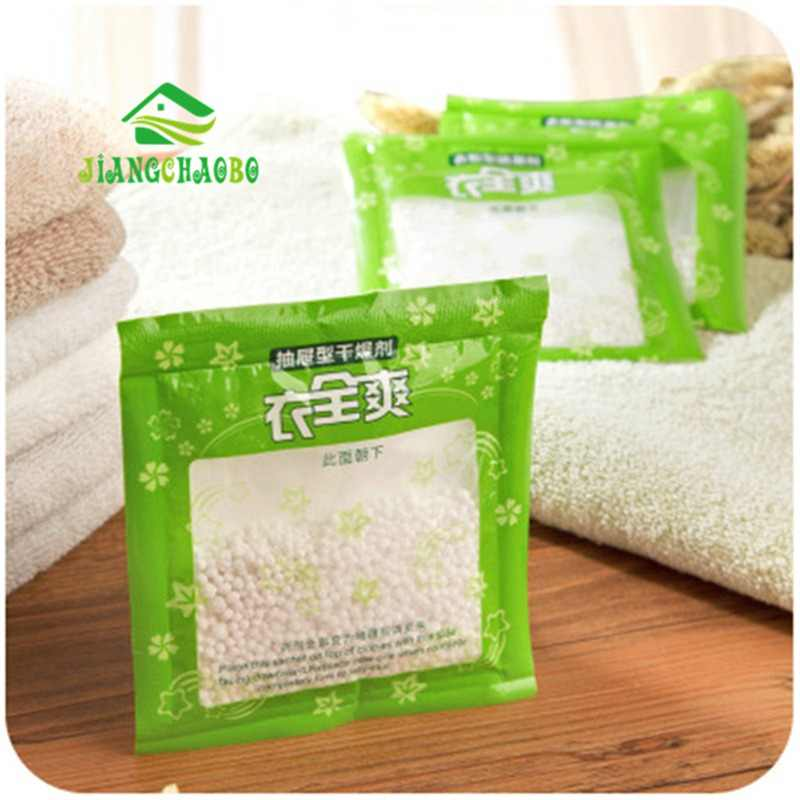 JiangChaoBo Household Cleaning Tools Chemicals Be Wardrobe Closet Bathroom,Moisture Absorbent Dehumidizer Desiccant Dry Bag