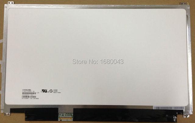 """Бесплатная доставка CLAA133UA03 CW 13.3 """" дисплей WXGA ++ HD 1600 * 900 монитор LCD экран ноутбука 30 контакт. из светодиодов панель"""