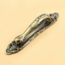 Модный дизайн античная медь ручка с вилла двери , чтобы открыть дверь обрабатывать контакт ( c. : 233 мм, Длина : 300 мм )