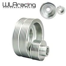 WLR гоночный светильник шкив для Subaru IMPREZA WRX V. 7 8 9 GDB/GDA 02-07 Высокое качество WLR6861S