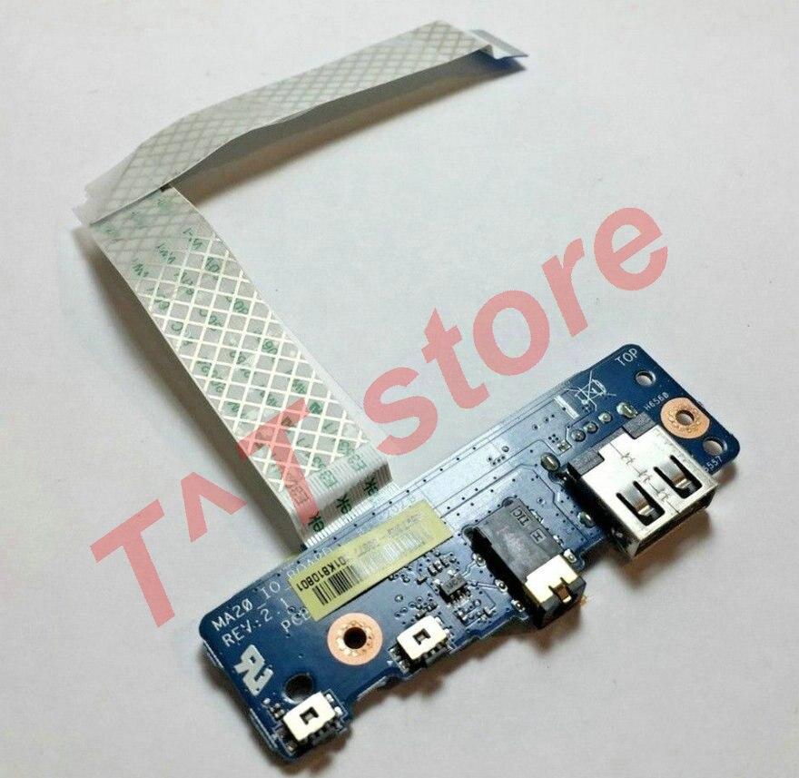 Original pour L15W-B USB son carte de contrôle du Volume MA20_IO_BOARD test bonne livraison gratuite