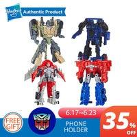 Hasbro Transformers Movie 6 Energon Igniters Power Series Bumblebee Camaro Optimus Prime Shatter Autobots Ratchet Car Toys