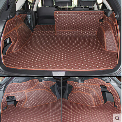 Good quality & Free shipping! Special trunk mats for Subaru Outback 2016 waterproof Easy to clean boot carpets for Outback 2015
