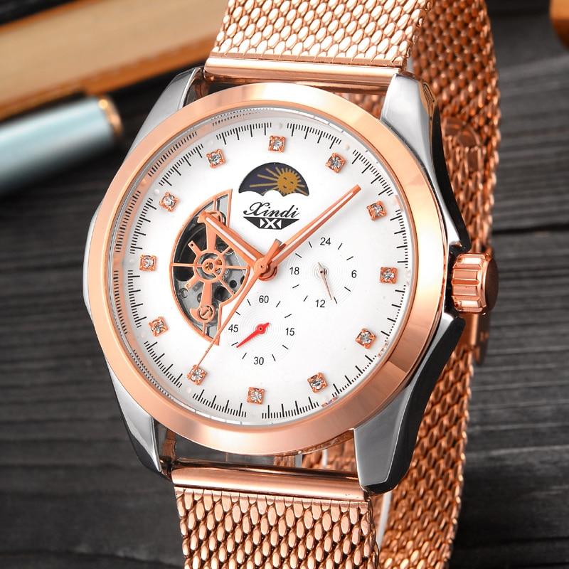 Marque de luxe S montre Rlo dz automatique Date semaine affichage lumineux plongeur montres en acier inoxydable poignet cadeau mâle horloge