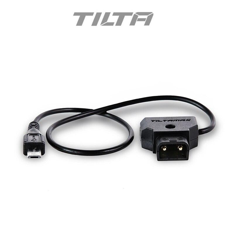 Tilta WLC T04 PC PTAP Nucleus Nano P TAP to Micro USB Motor Power Cable
