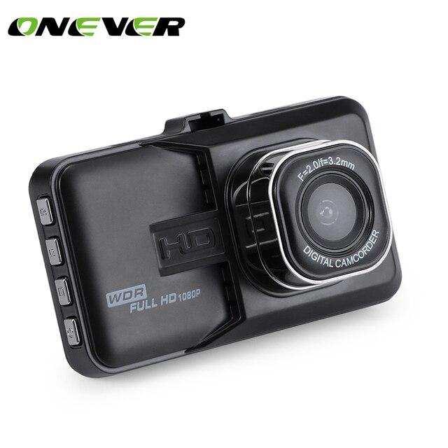 מצלמת מקף DVR דאש המצלמה רכב מקליט וידאו LCD FHD 1080 P מצלמת וידאו ראיית הלילה/זיהוי תנועה/הקלטת לולאה 1.3MP 360 *