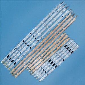 Image 3 - 832 مللي متر 14 قطعة/مجموعة LED صفيف القضبان لسامسونج UE40F6100AW UE40F6100AK 40 بوصة التلفزيون الخلفية LED قطاع ضوء مصفوفة مصابيح العصابات