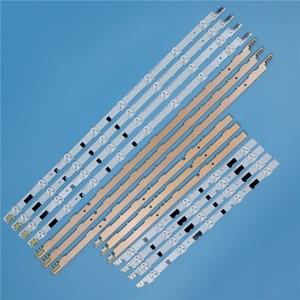 Image 3 - 832mm 14 Piece/Set LED Array Bars For Samsung UE40F6100AW UE40F6100AK 40 inches TV Backlight LED Strip Light Matrix Lamps Bands