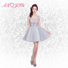 669fca9a45 Buy light grey formal dresses and get free shipping on AliExpress.com