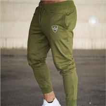 Летние мужские спортивные штаны для тренировок и пробежек, Мужские штаны для бега, обтягивающие штаны для футбола, хлопковые тренировочные трико для бега, спортивные брюки