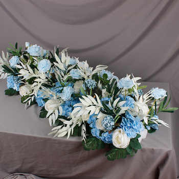 Angela flower Artificial & Dried Flowers Blue C