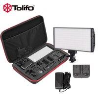 Tolifo Pt 30b комплект 30 Ws Би Цвет светодио дный светодиодный свет для камера и видеокамеры с батарея зарядки и другие фотографии Aceessories