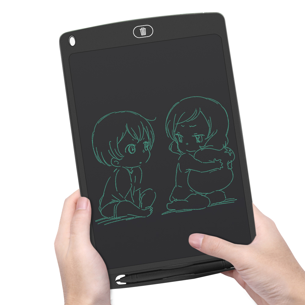 "Image 3 - 10""Graphic Tablet Display Digital Drawing Electronic Handwriting Pad for children-in Digital Tablets from Computer & Office"