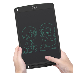 "Image 3 - 10 ""جهاز كمبيوتر لوحي للرسومات عرض الرسم الرقمي لوحة الكتابة اليدوية الإلكترونية للأطفال"