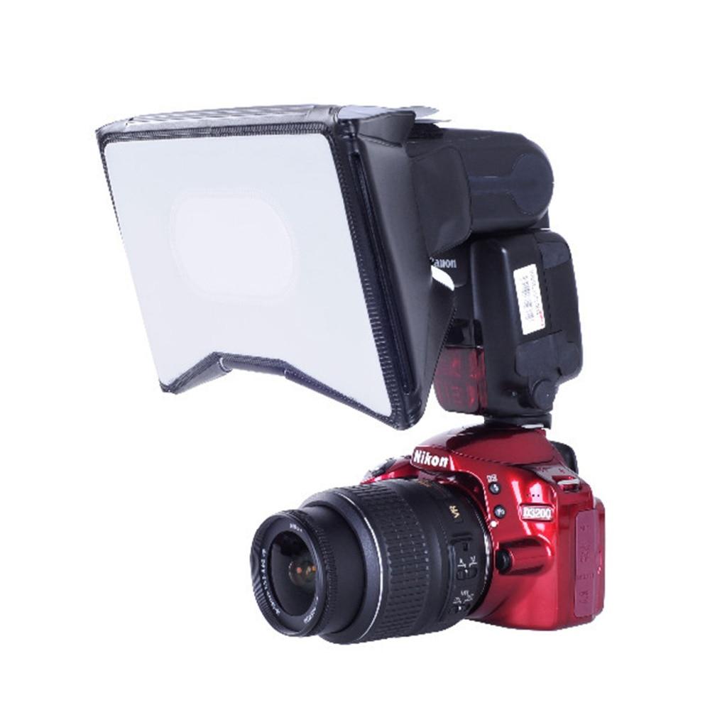 Micropropulsable Softbox Difusor universal para flash Micnova MQ-B14 - Cámara y foto