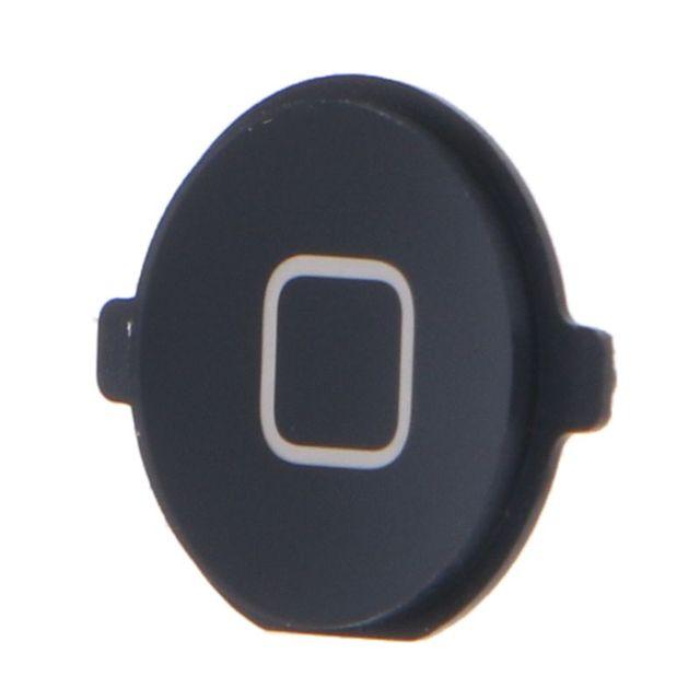 1 Pc accueil Menu bouton remplacement retour clé bouchon caoutchouc joint titulaire pièce de réparation pour Apple iPod Touch 4
