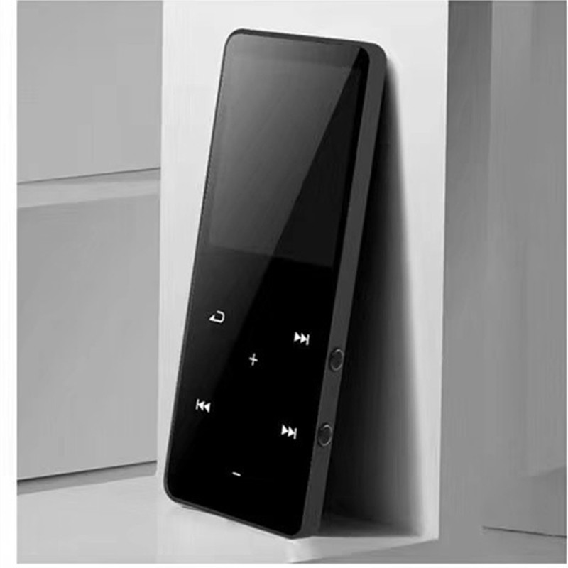 2019 Newest 16GB JS-04 Bluetooth Touch Key Sport HIFI MP3 Music Player Super-long Standby With E-Book FM Radio Support TF Card
