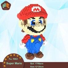 """Пятизвездочный горячий распродажа ромбовидный блоки знаменитый игра """"Марио"""" дизайн HC 9003 блок игрушка"""