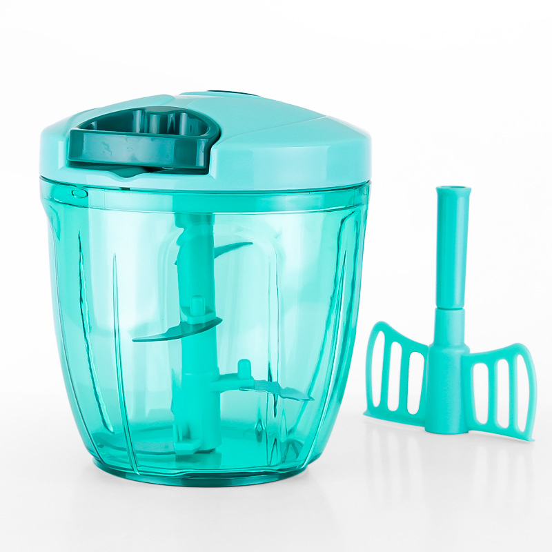 High Capacity Vegetable Chopper Meat Grinder Carrot Slicer Mashed Potatoes Maker Baby Suppplement Food Tool Kitchen