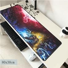 Dragon Ball z padmouse 800x300x2mm mouse mat laptop mouse pad Son Gohan notbook computer gaming mousepad gamer play mats