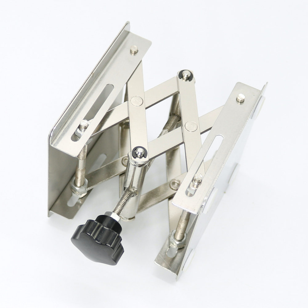6X6'' Stainless Steel Lab-Lift Lifting Platforms Lab Jack Scissor - Arts, Crafts and Sewing - Photo 4
