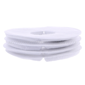 Pets Fountain Replacement Filters Activated Carbon Cotton Healthy Hygienic Water JUL31 Dropship
