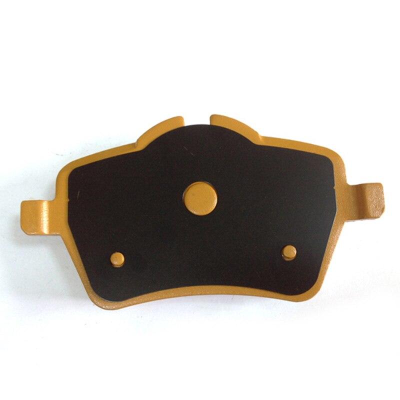 4 pièces Auto Qualité Céramique Avant Plaquettes De Frein De Voiture De Remplacement Pour Mini Cuivre R50 R53 R55 R56 R60 Voiture Accessoires 34 116 770 251 - 3