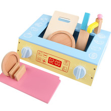 New Wooden Baby Toys Wash Basin Sets Educational