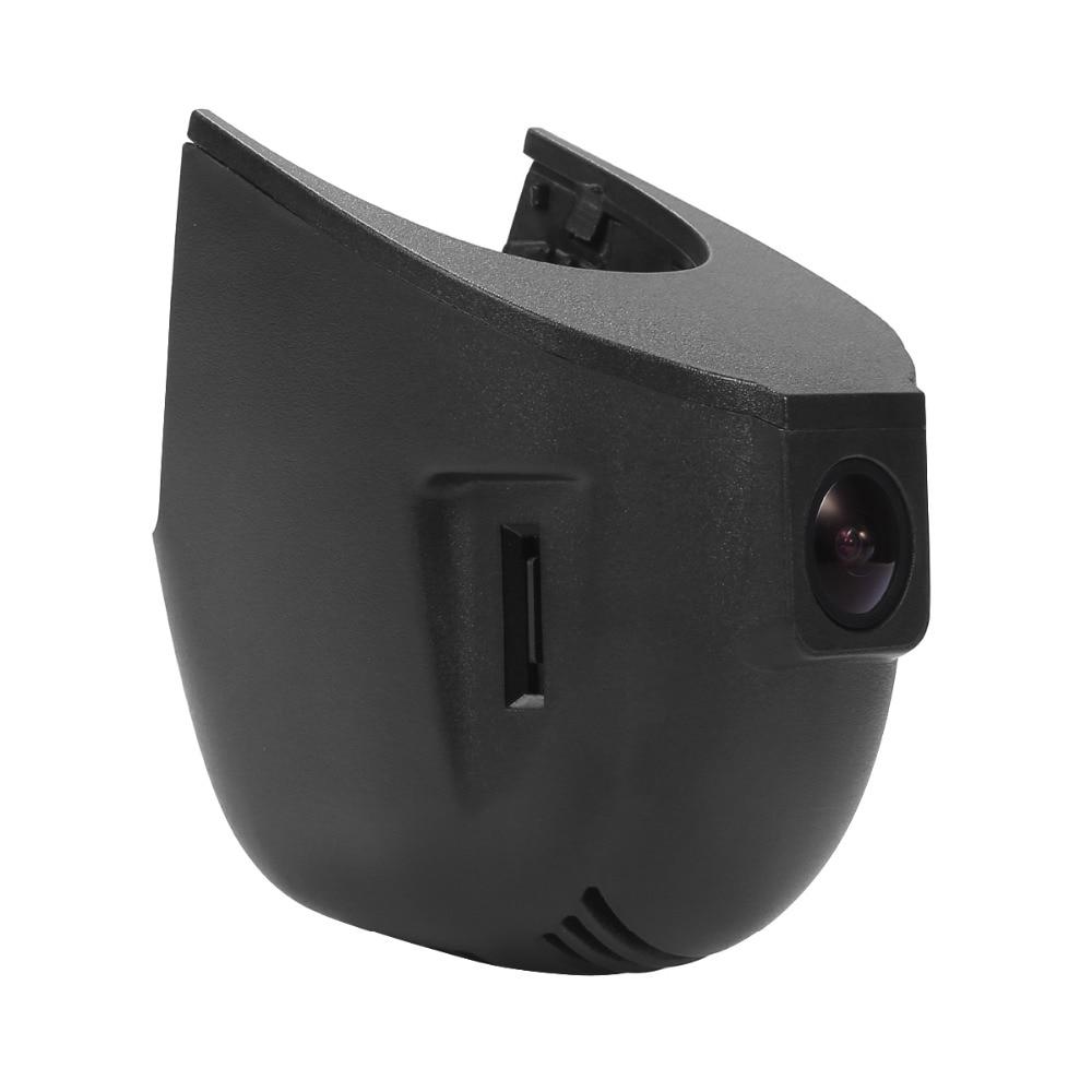 PLUSOBD Car DVR For Audi S5 S7 S8 A1 A3 A4 A5 A6 A7 Q3 Q5 Car Camcorder Full HD 1080P 170 Degree Car DVR G-sensor Dash Cam Wifi