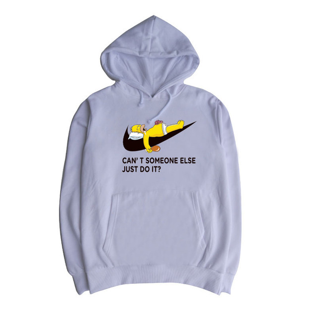 2017 Homer Cant Someone Else Winter Hoodies