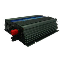 MAYLAR @ 500 W Solare del Legame di Griglia Micro Inverter di Potenza 10.5-30VDC-140VAC/180-260VAC, 50Hz/60Hz, Per Sistema Domestico Solare