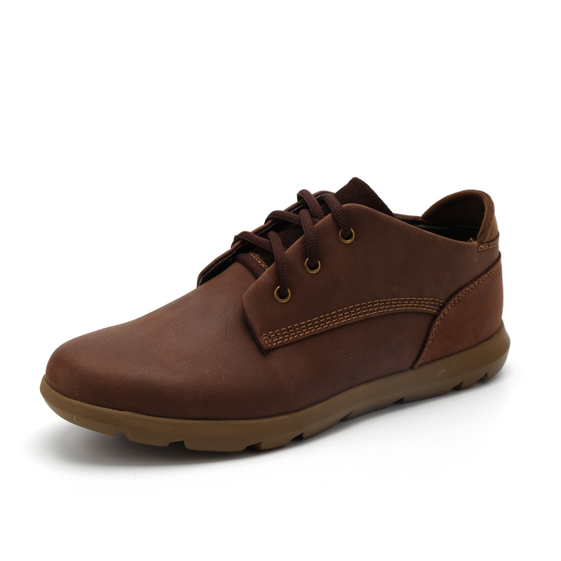 Rubber Boots Brand Mens Oxfords Flat