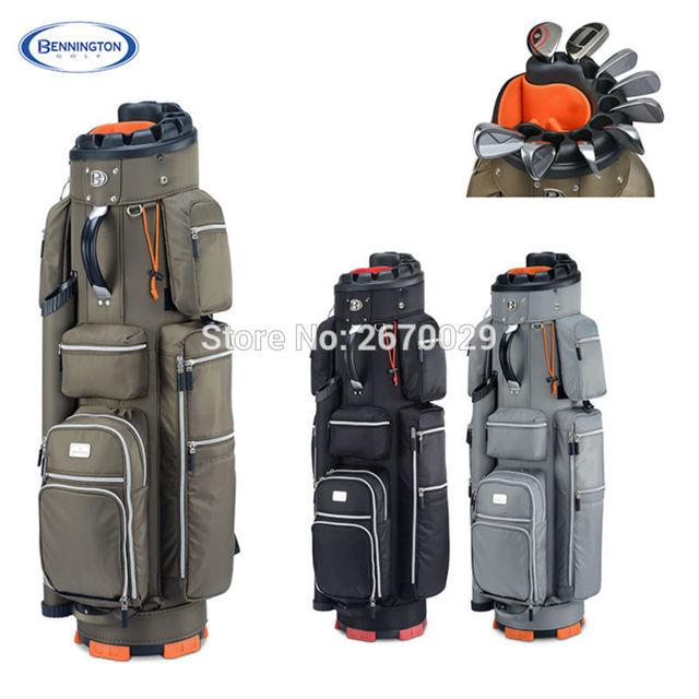 High Quality Bennington Golf Bag Men S Espresso Cart A Specialist Of Clubs Protection