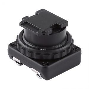 Image 3 - MSA MIS Standard Hot Cold Shoe Adapter Converter Multi Interface Shoe DV Camcorder Mount For Sony Plastic Metal Skate Ski Diving